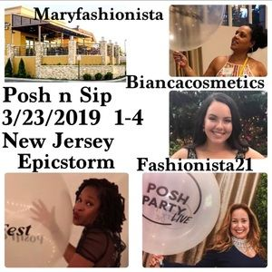 Handbags - NJ Posh, Sip and Shop 3/23